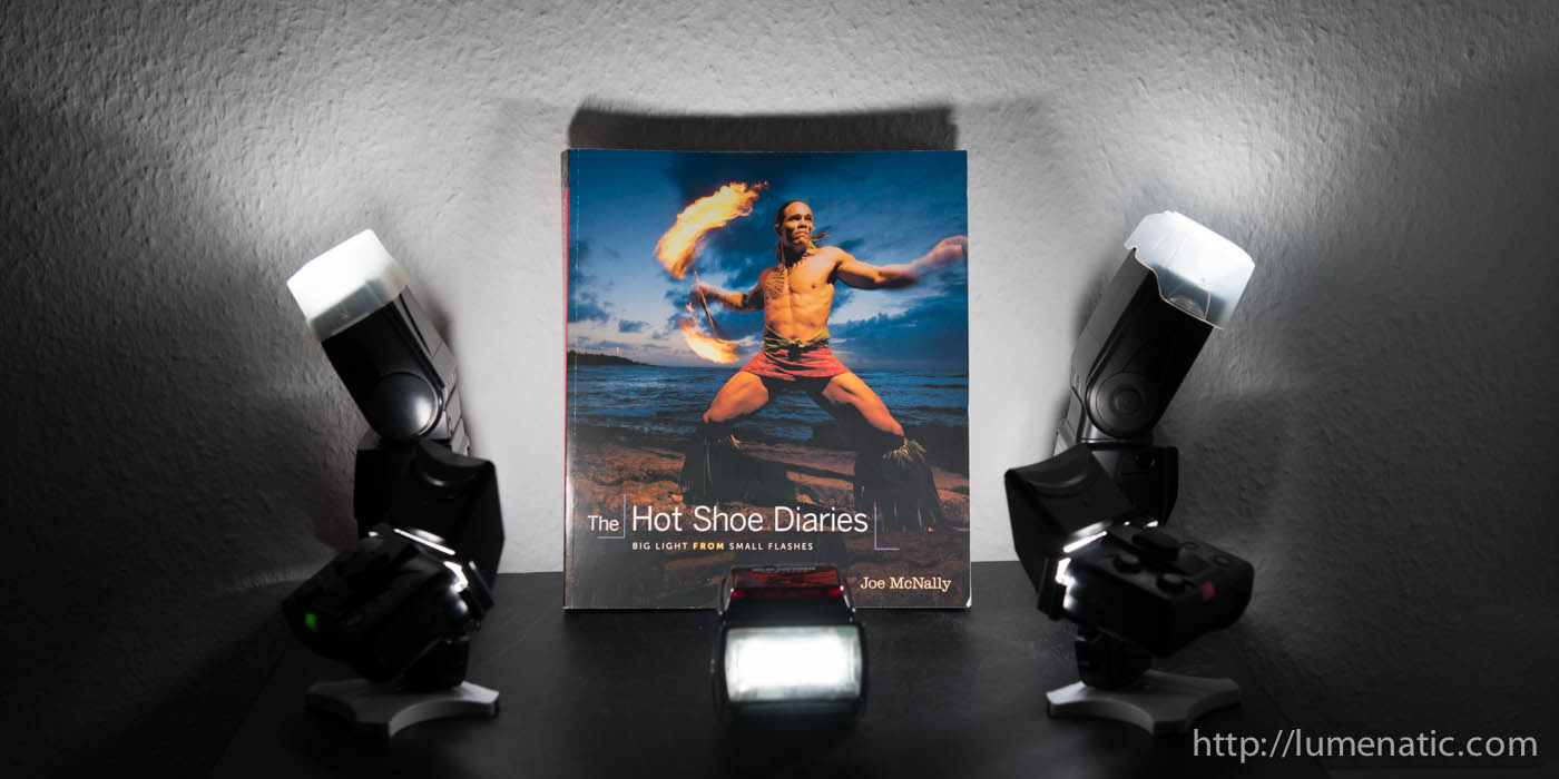 Book review: The Hot Shoe Diaries by Joe McNally