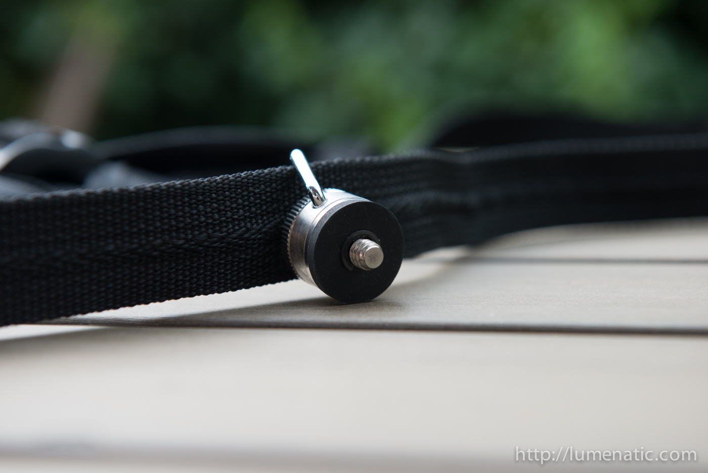 Comparing two popular camera straps