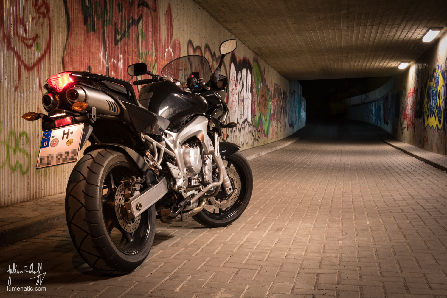 Photographing Motorbikes (Part 1/2)