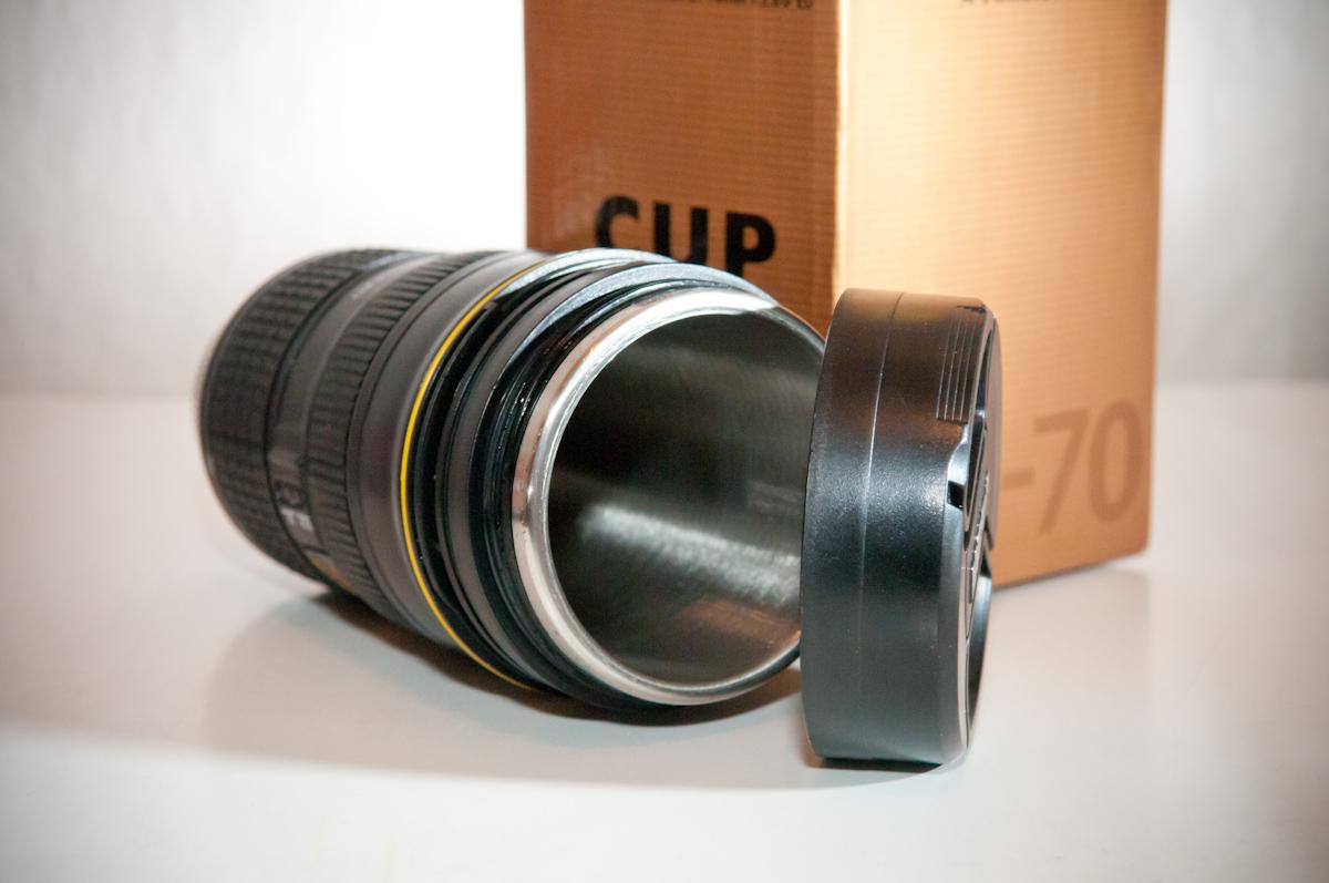Geek Stuff – Nikkor lens cup