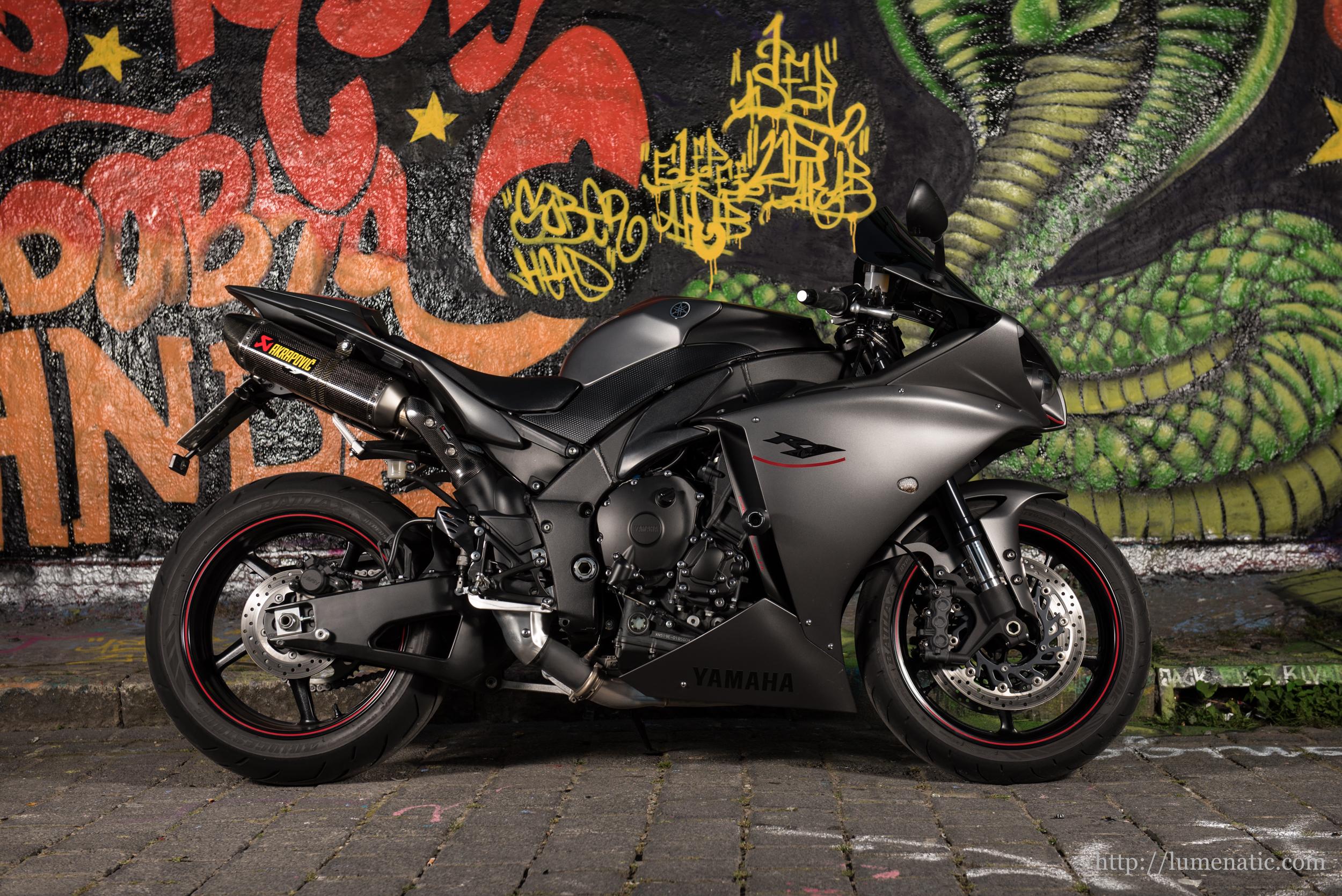 Yamaha YZF-R1 (Teil 1/2)