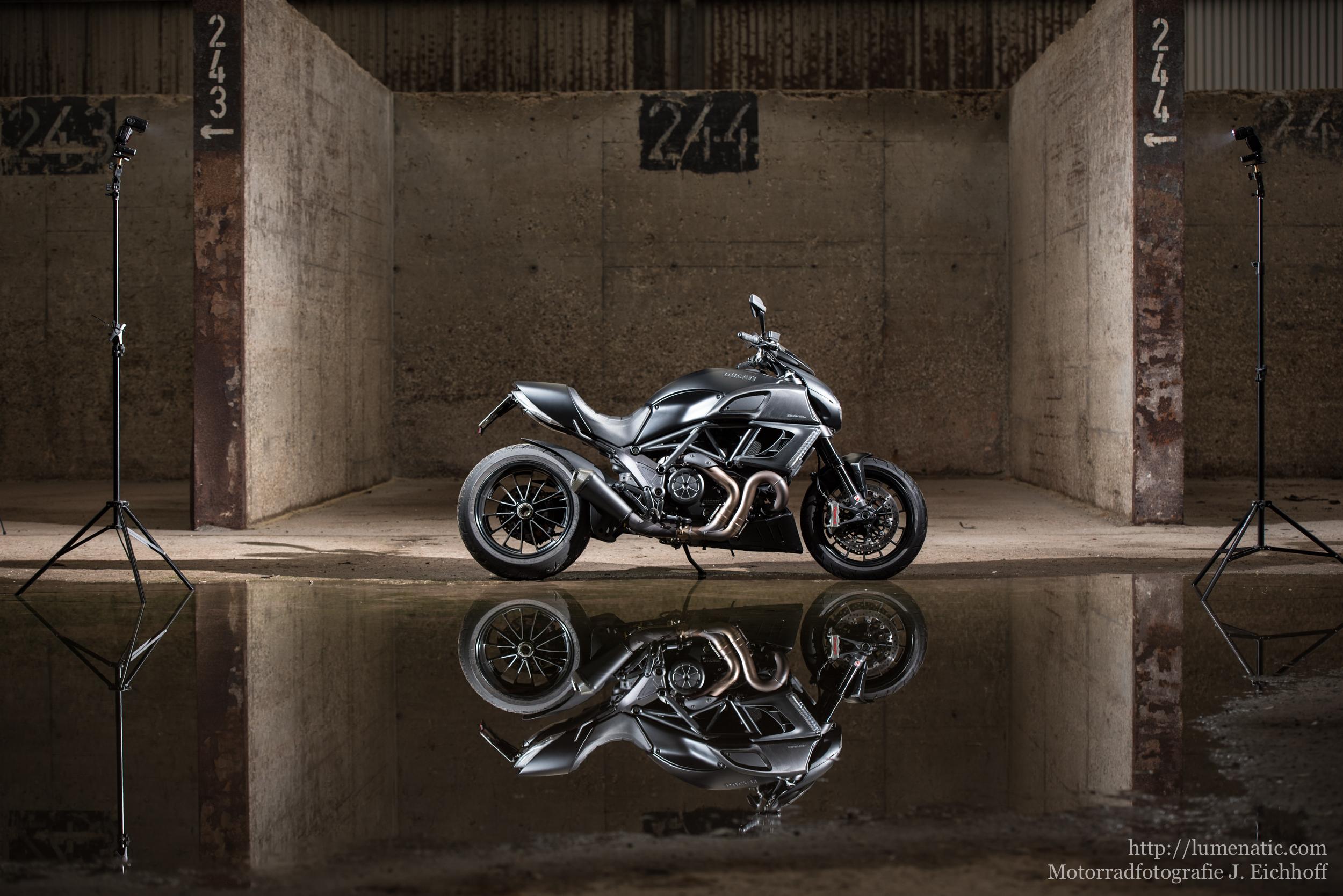 Alte Gießerei, Teil 1: Ducati Diavel