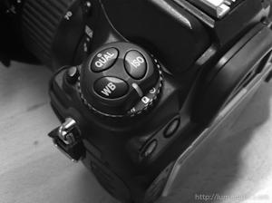 Nikon D300s shutter sounds