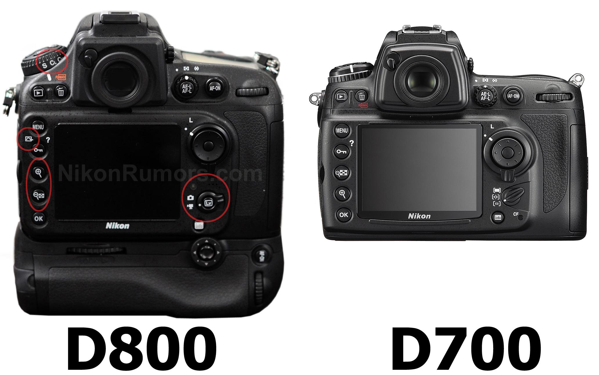 Nikon D800: The mystery of 36
