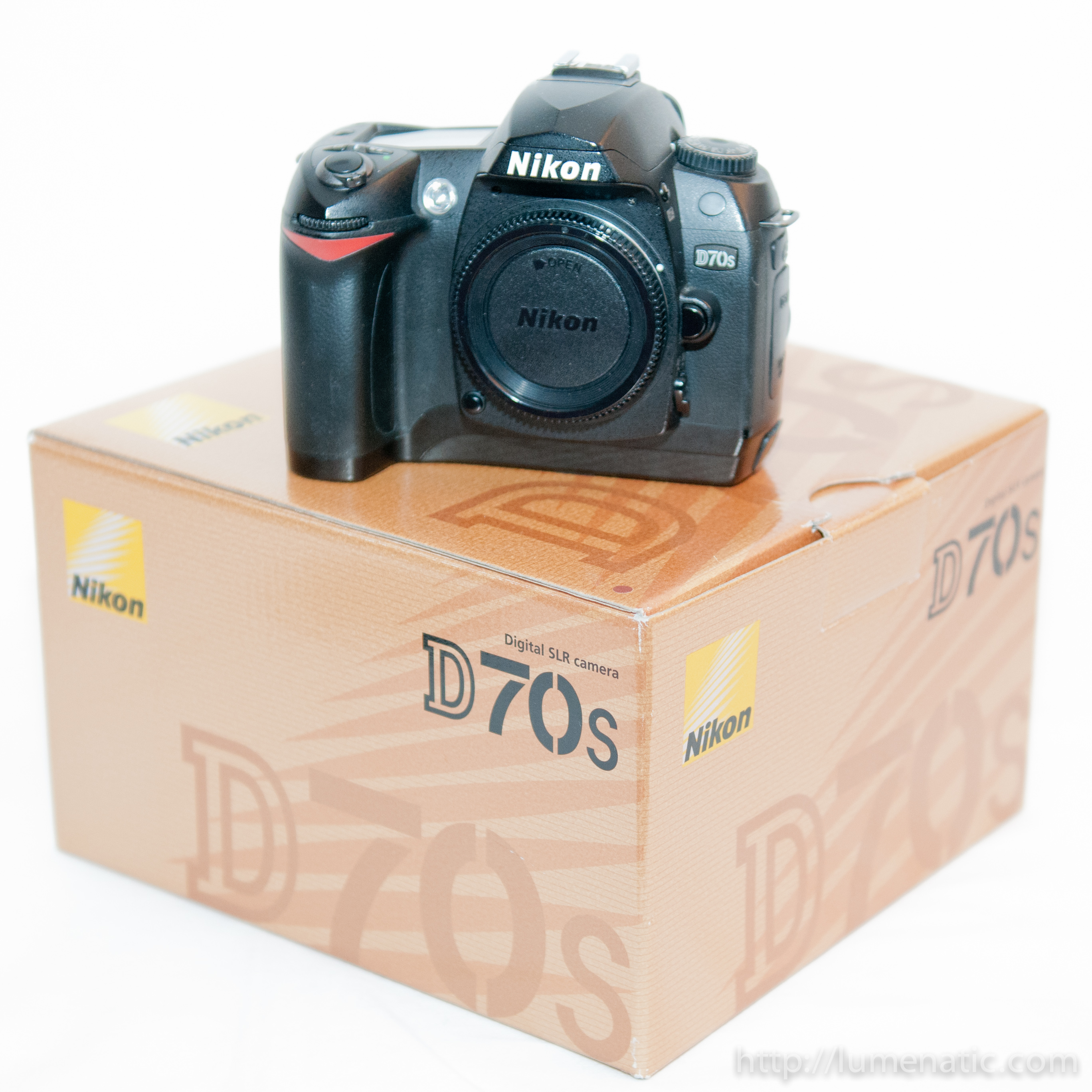 D70s for sale *Update – S O L D*