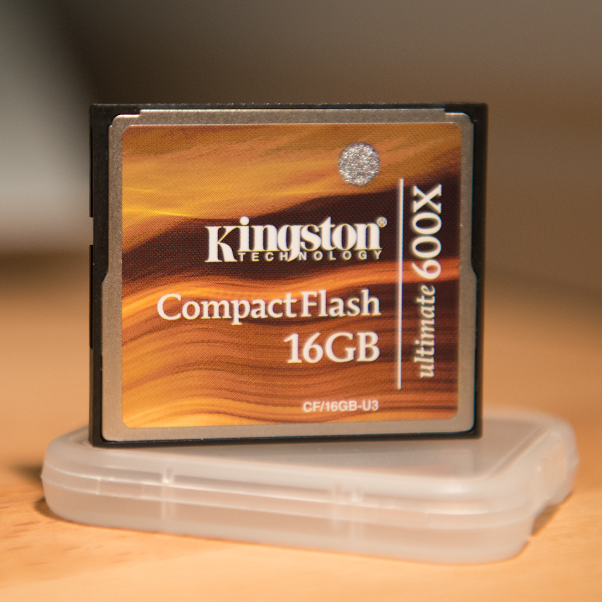 D800 and Kingston memory cards