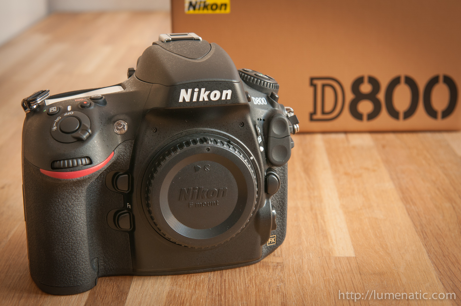 D800 – thoughts and experiences