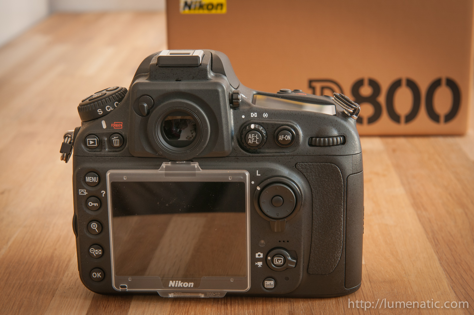 D800 CLS issue : Off to Nikon service…again
