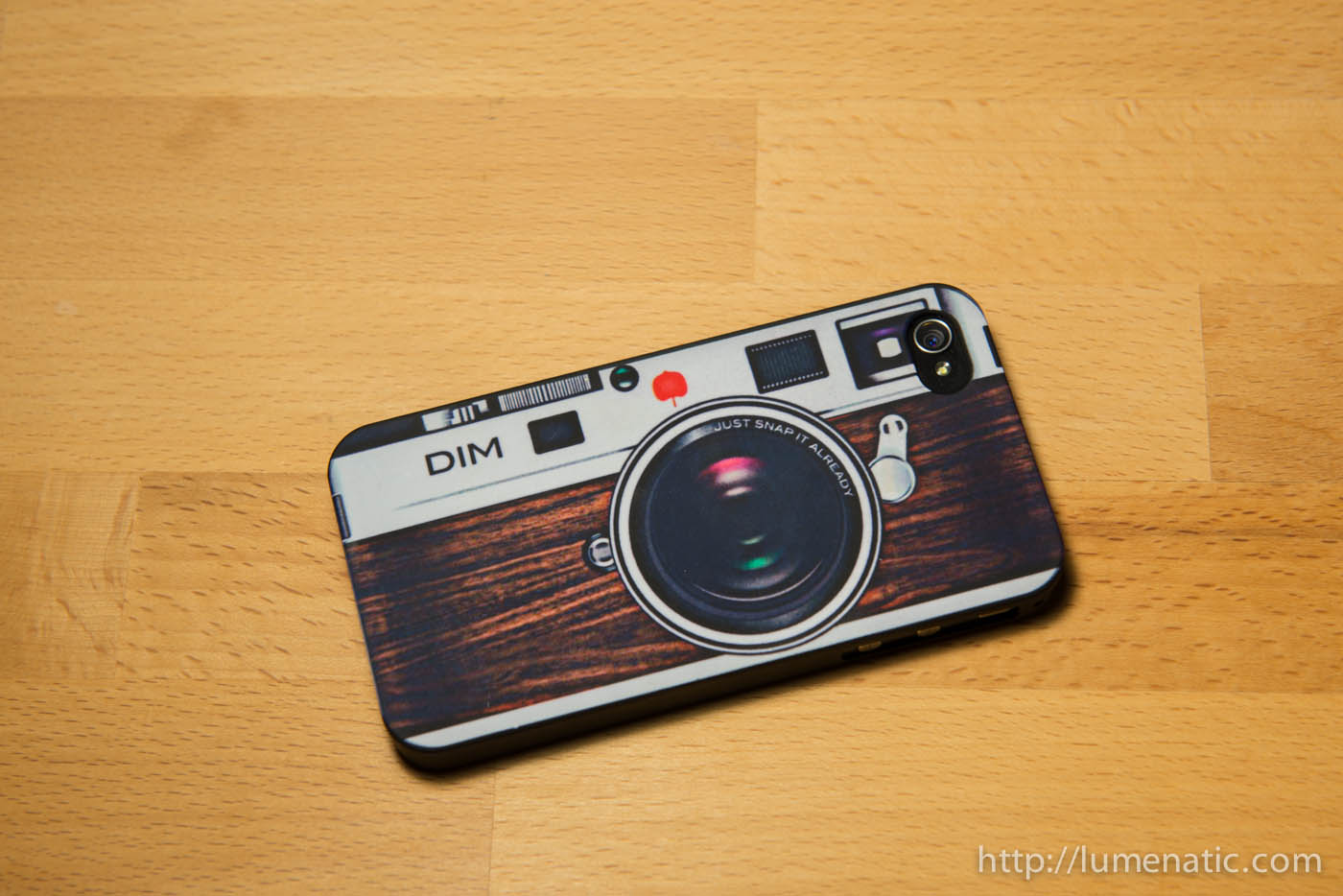 A geeky iPhone4 case