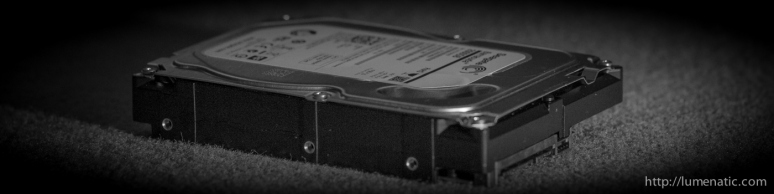 Listen and repeat – A single backup/archive volume is not enough