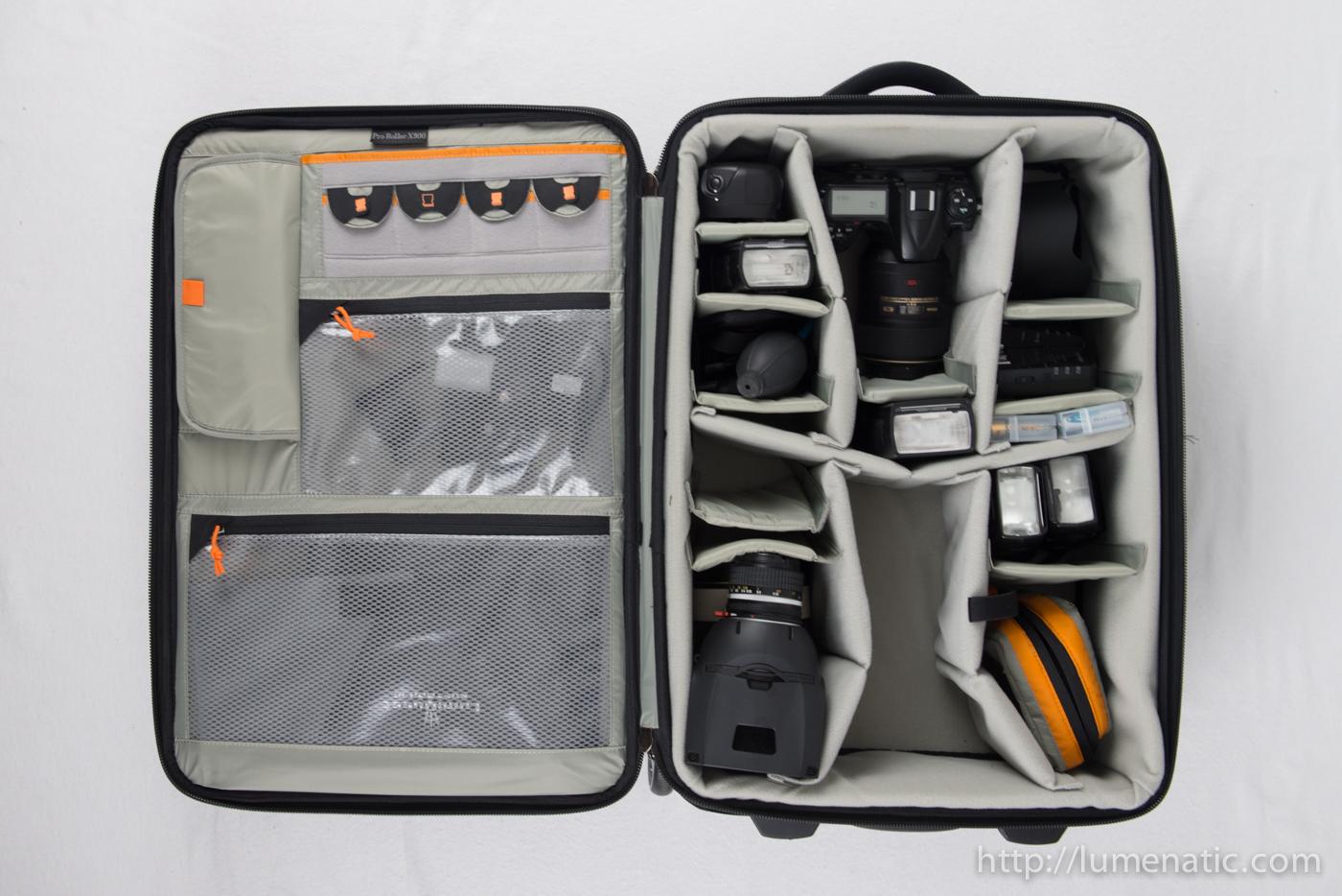 Lowepro Pro Roller X300 – A mammoth rolling case