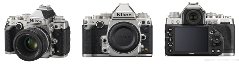 Nikon Df: A retro-style full frame camera (which is totally overpriced)