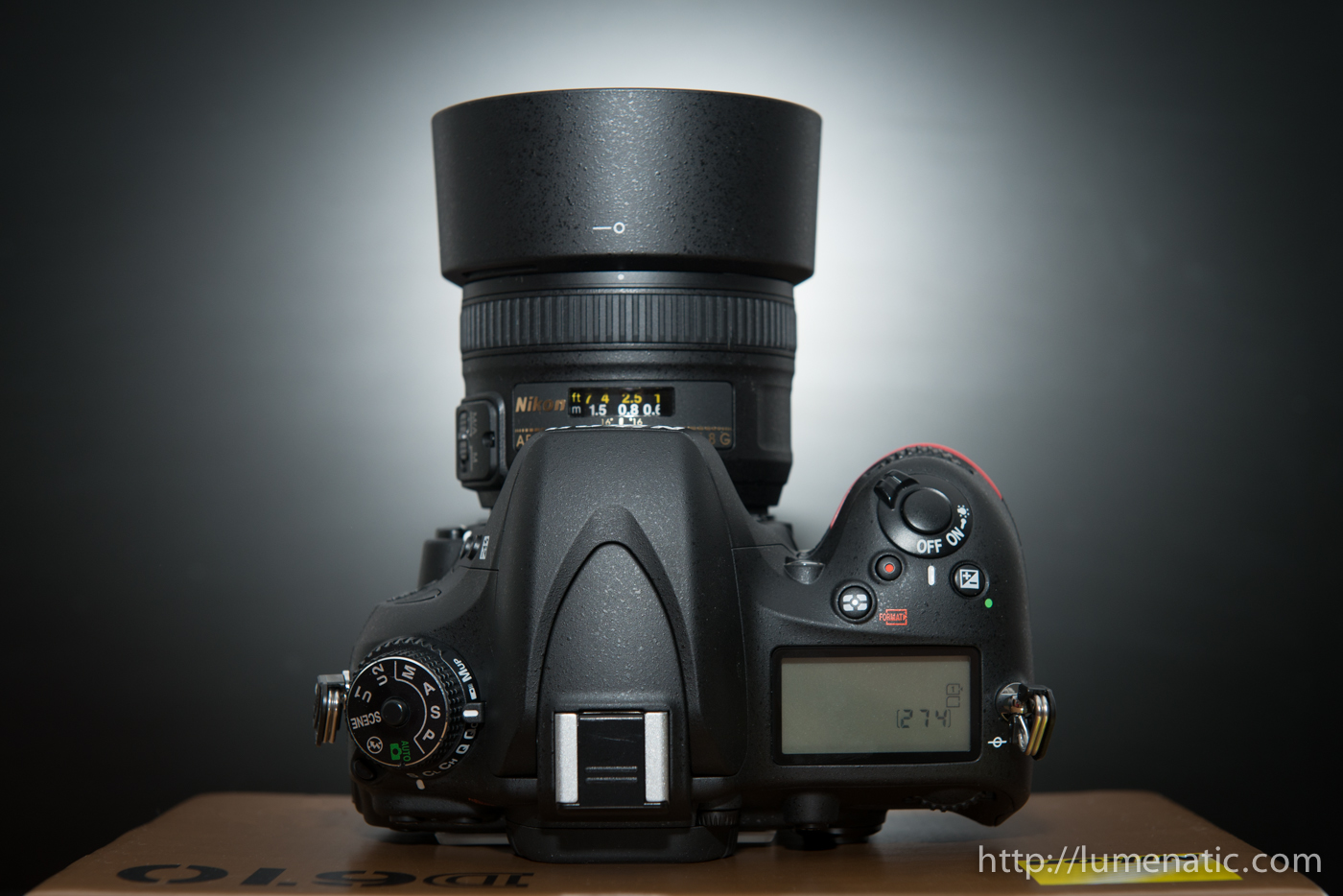 Why I chose a D610 over a D7100