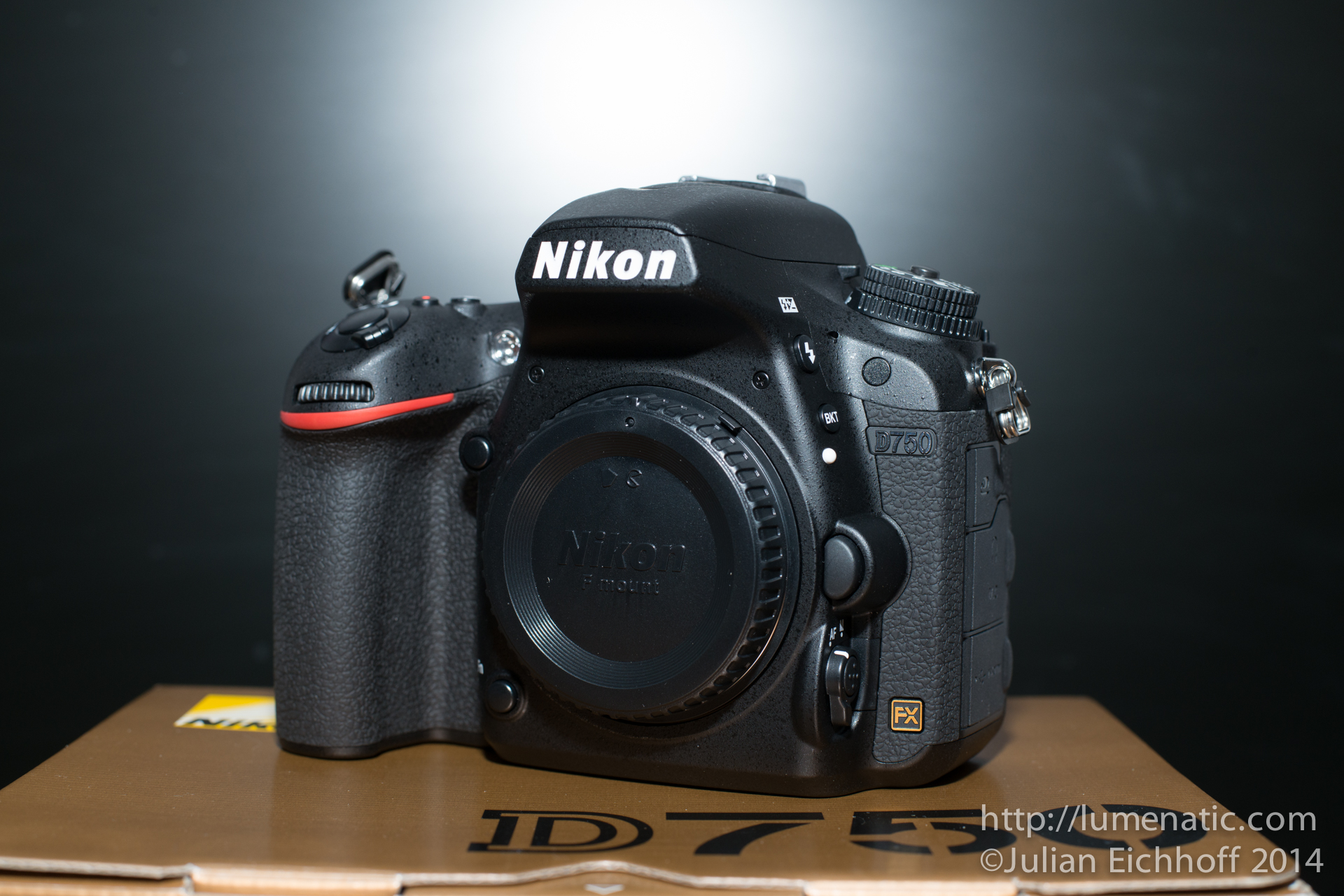 First impressions of the Nikon D750