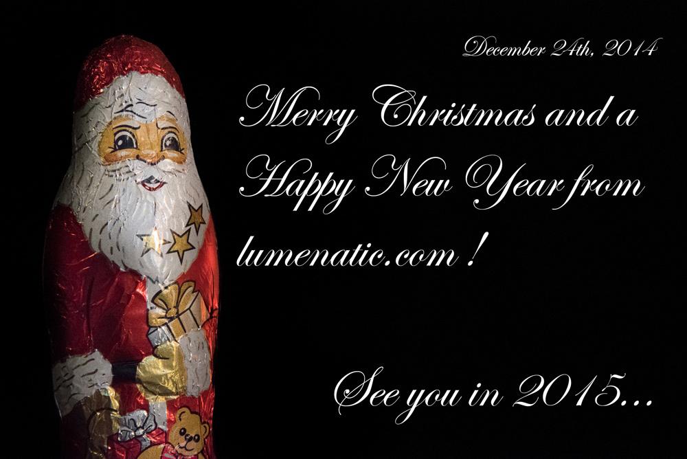Seasons greetings from lumenatic.com