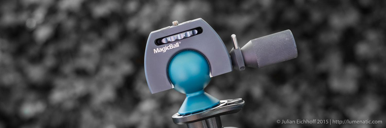 Review: Novoflex MagicBall 50 tripod head