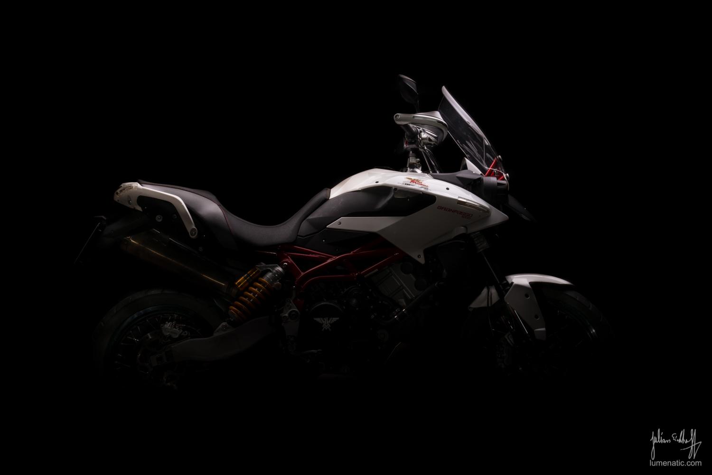 DIY Motorbike Studioshoot: The Video
