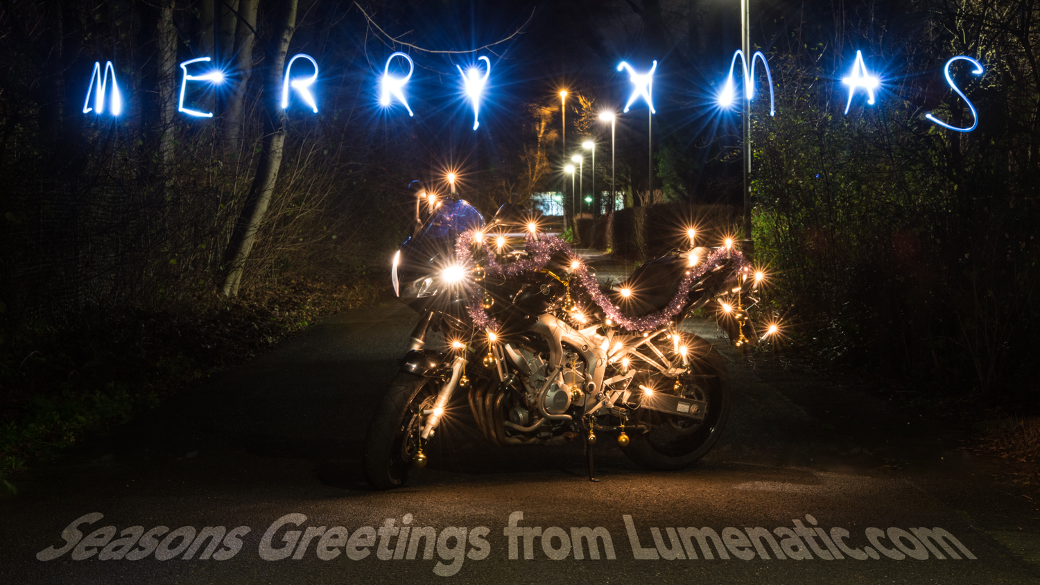 Seasons Greetings from lumenatic.com