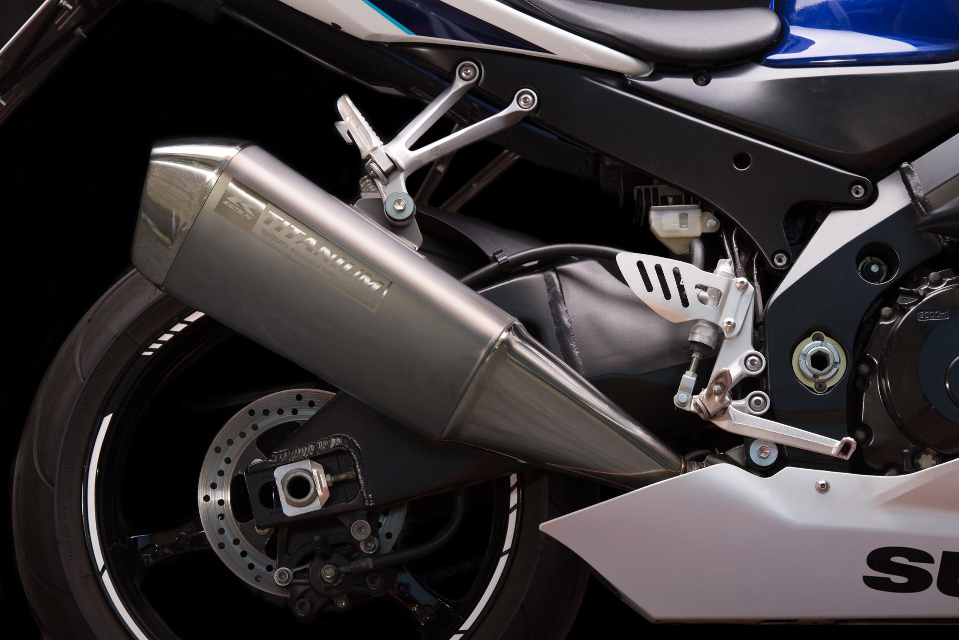 Studio Shoot, Part 4: Suzuki GSX-R 1000