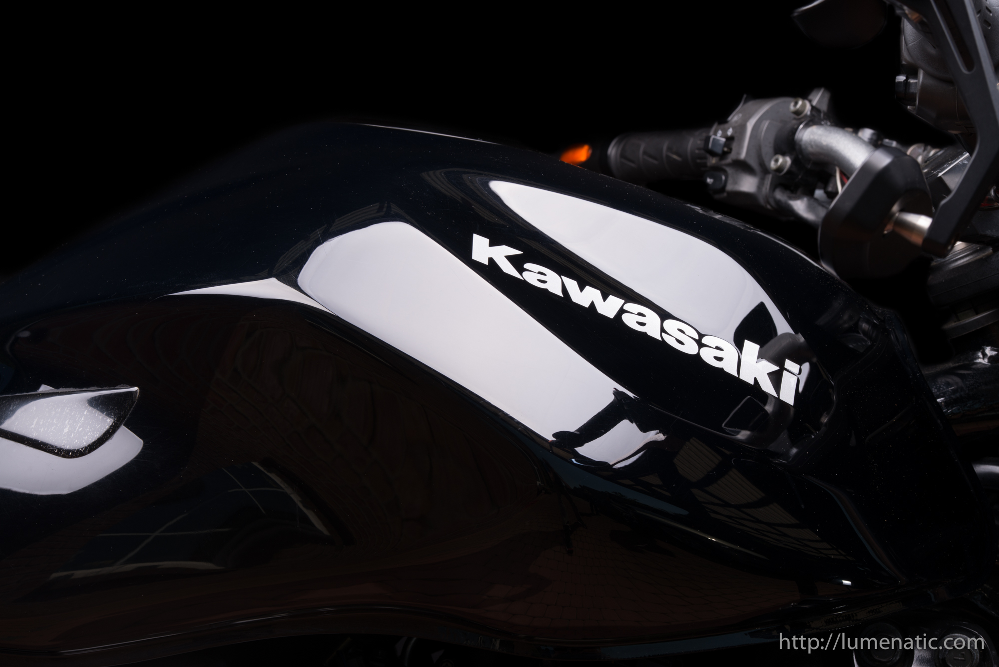 Studio Session: Kawasaki Z750