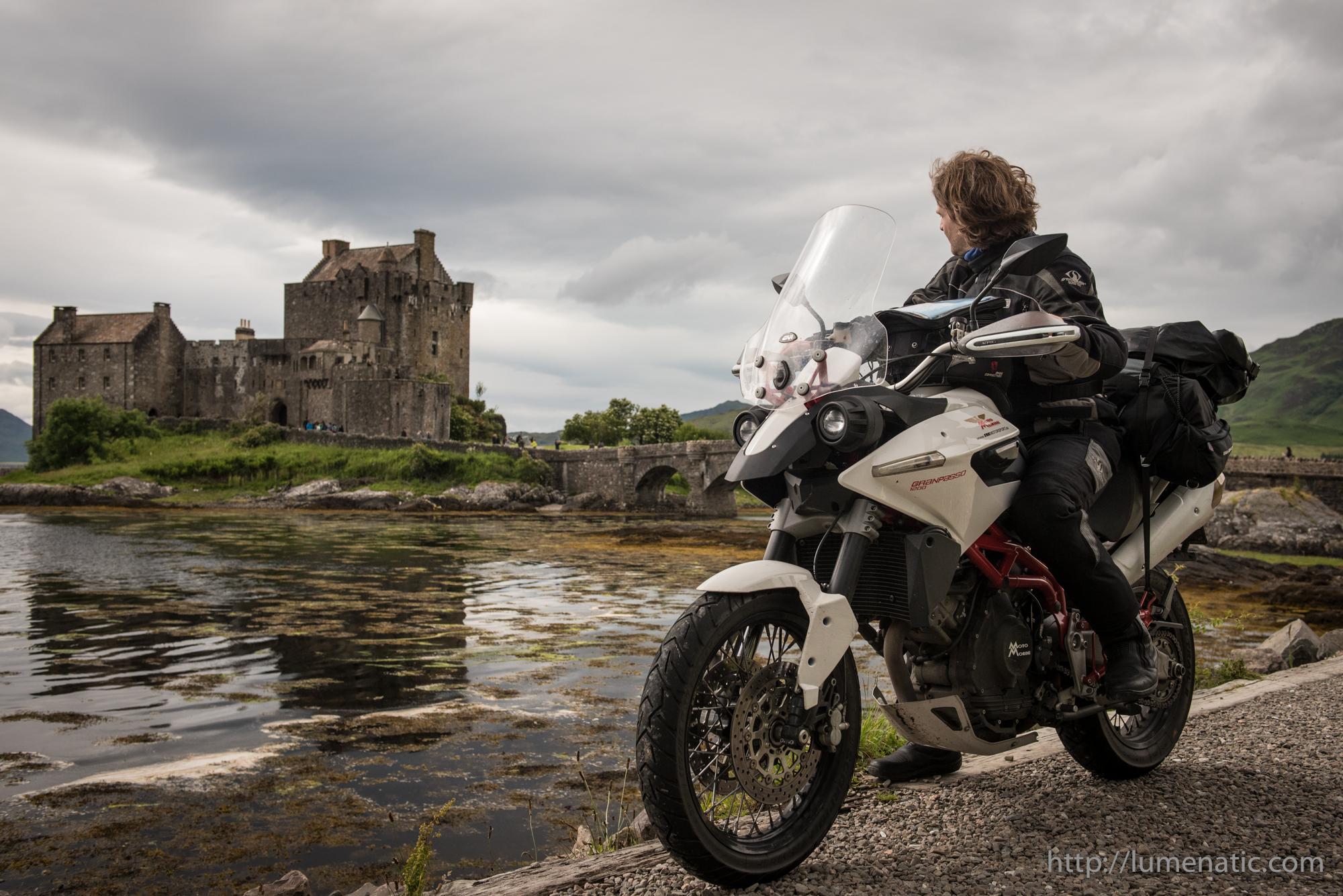 Touring Scotland: The Isle of Skye