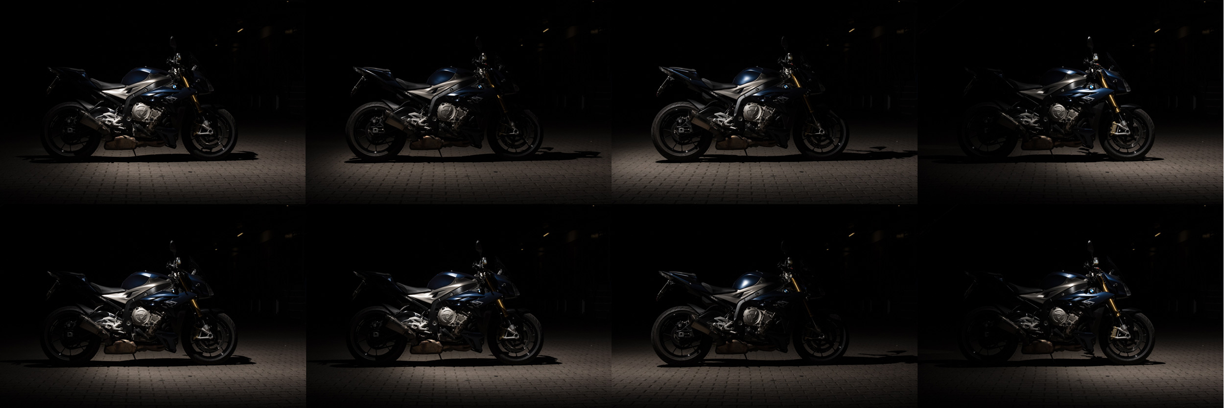 Studio für Faule: BMW S1000R