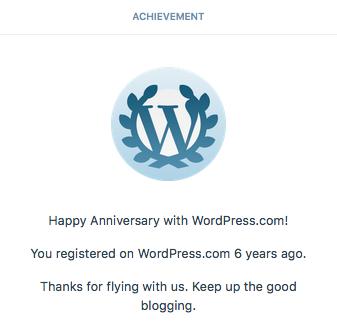 Six years of lumenatic.com