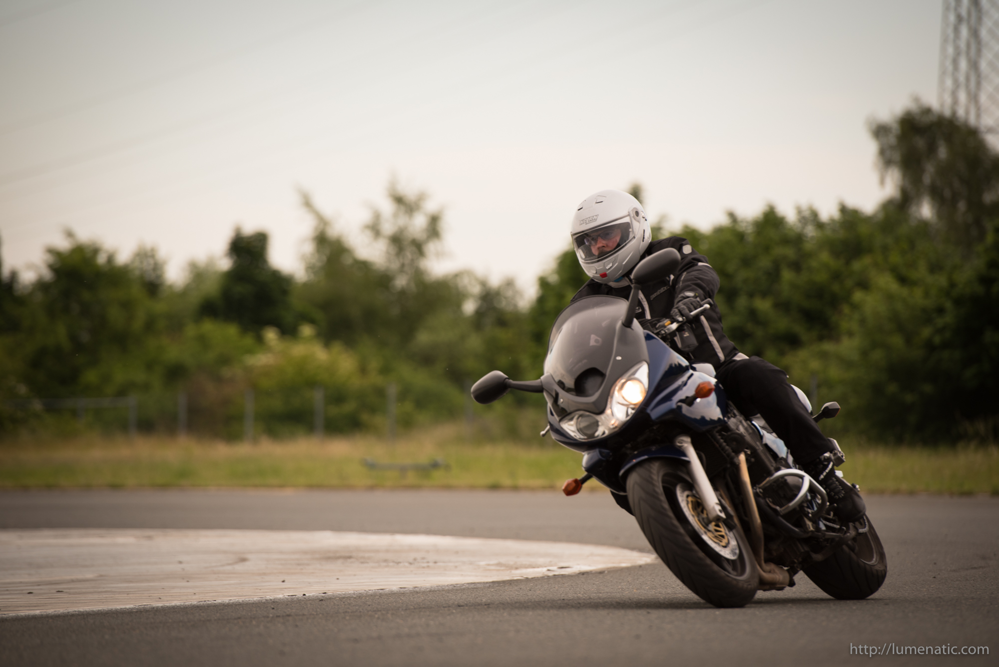 Eight tips for photographing moving bikes