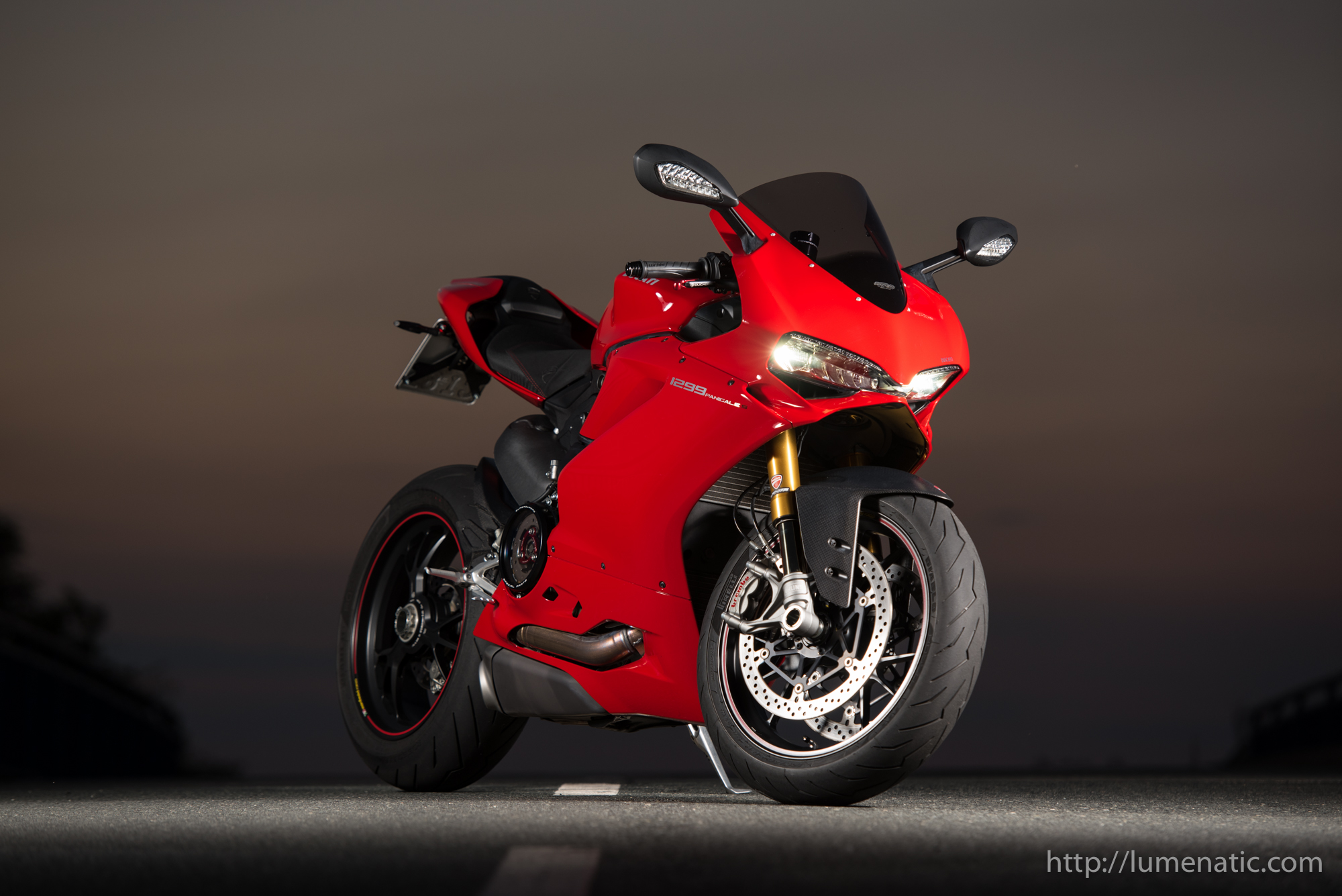 Ducati Panigale 1299, Part 2/2