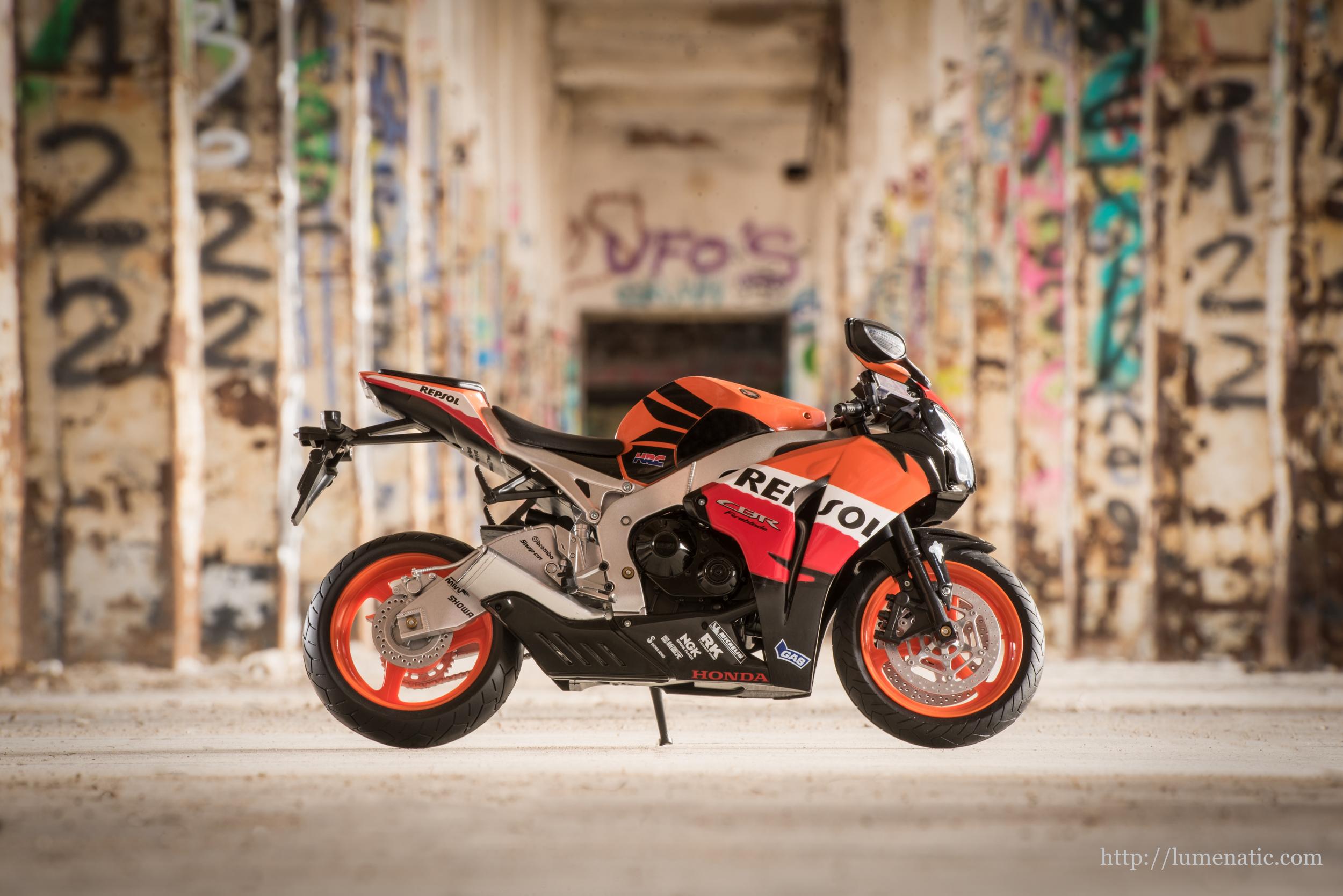On Location: Honda CBR 1000 RR Fireblade