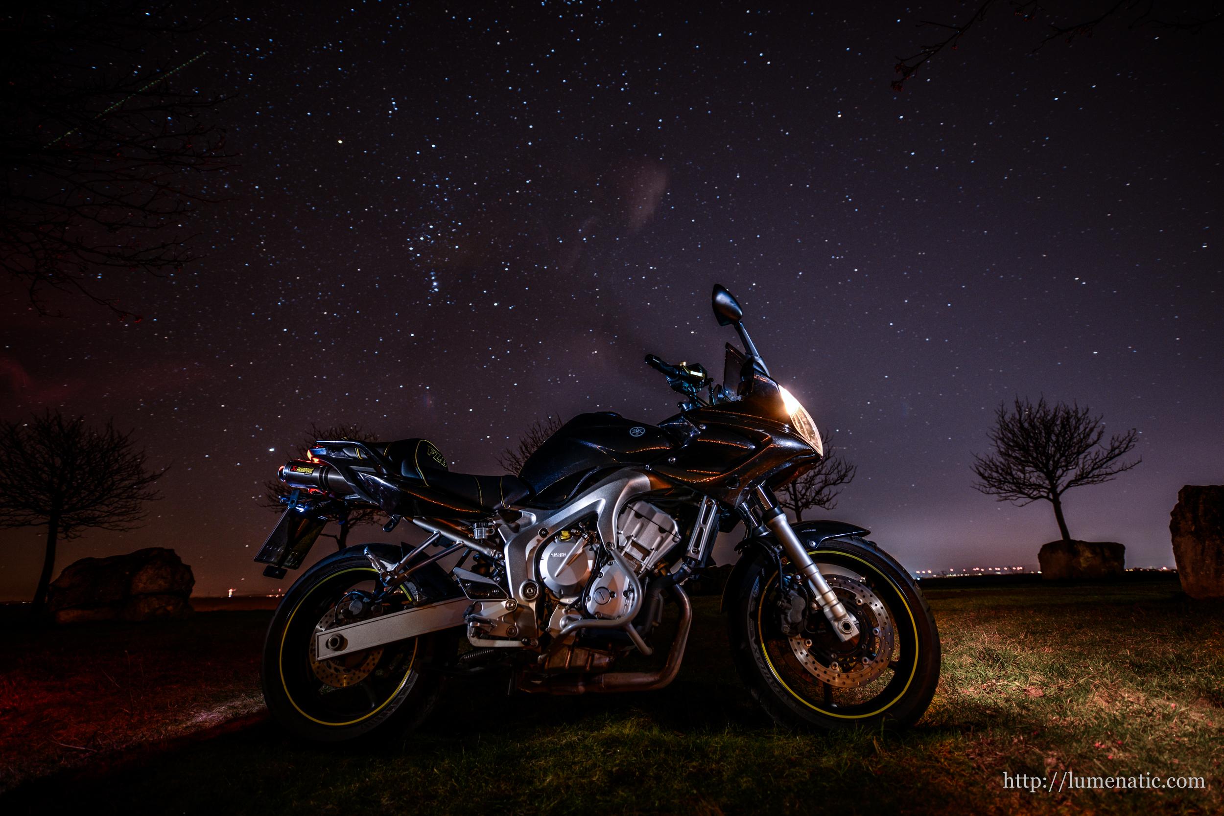 Unter dem Sternenzelt