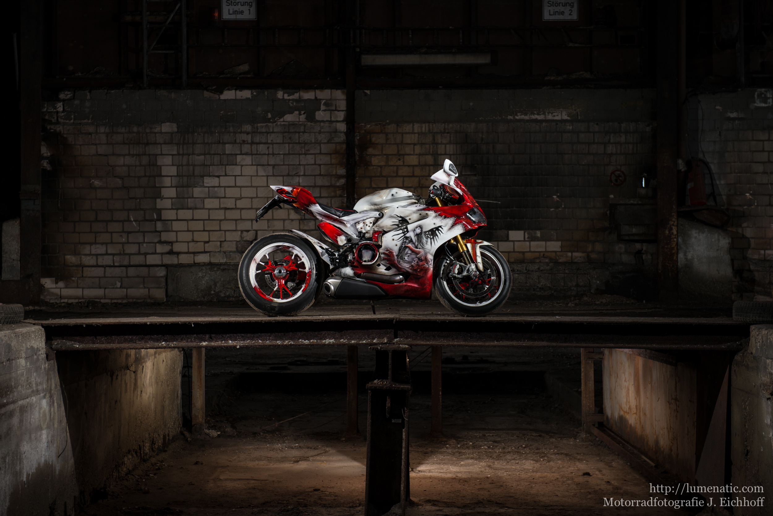Alte Gießerei, Teil 2: Ducati Panigale 1299S