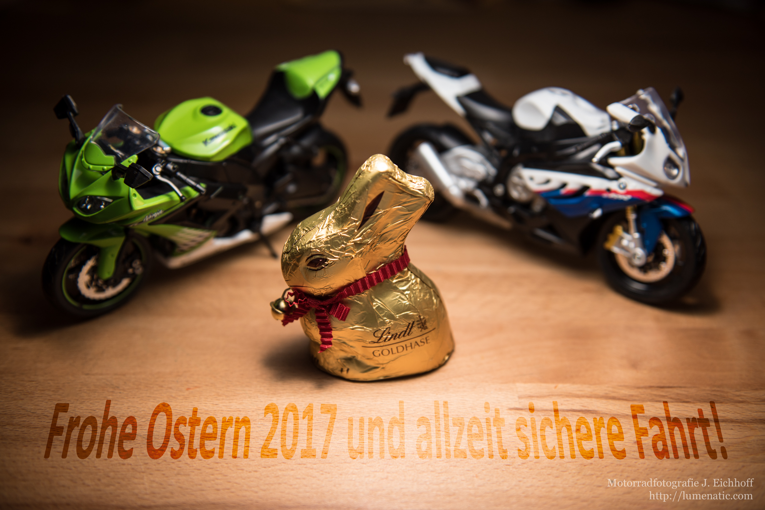 Frohes Ostern 2017
