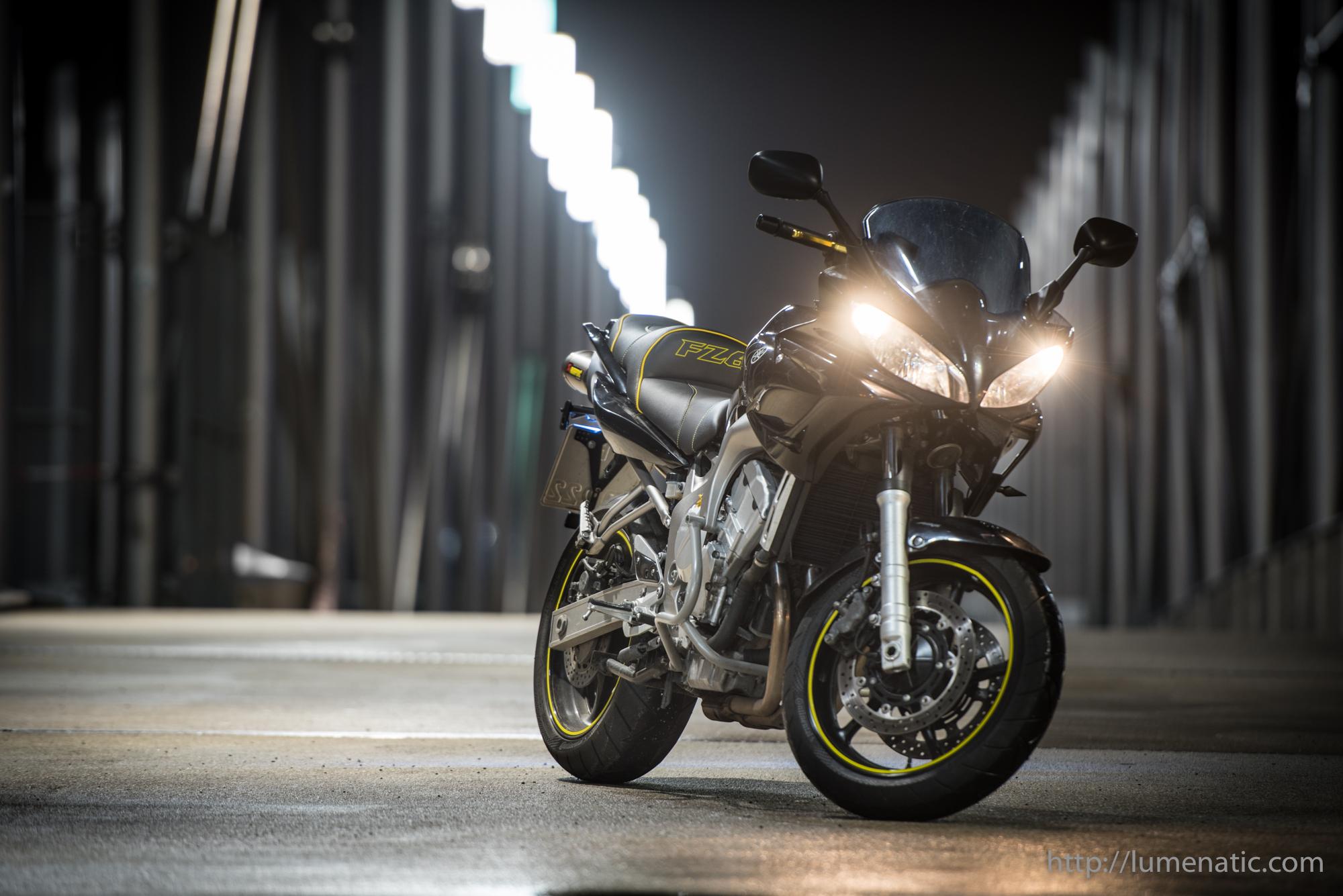 Zu verkaufen: Yamaha FZ6 Fazer